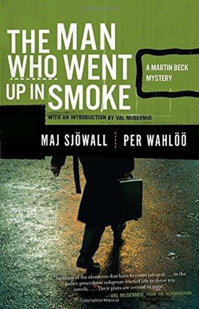 Image for The Man Who Went Up In Smoke (Vintage Crime/Black Lizard)