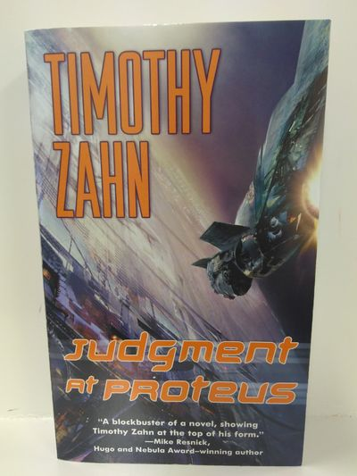 Image for Judgment At Proteus (Quadrail)