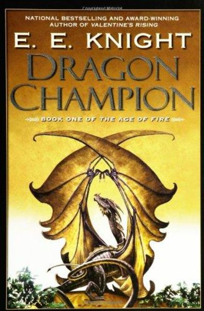 Image for Dragon Champion (age Of Fire, Book 1)