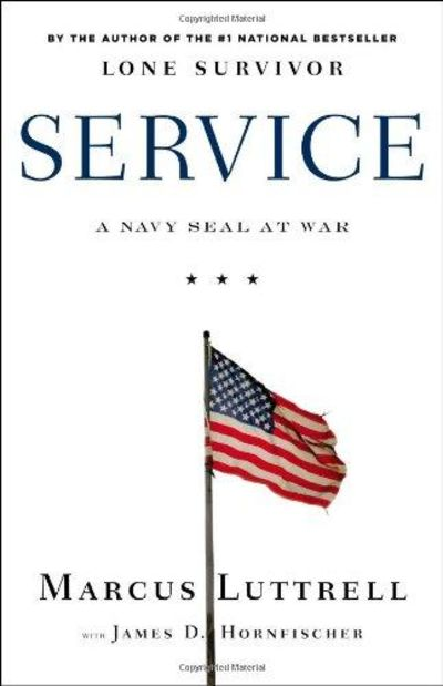 Image for Service : A Navy SEAL at War