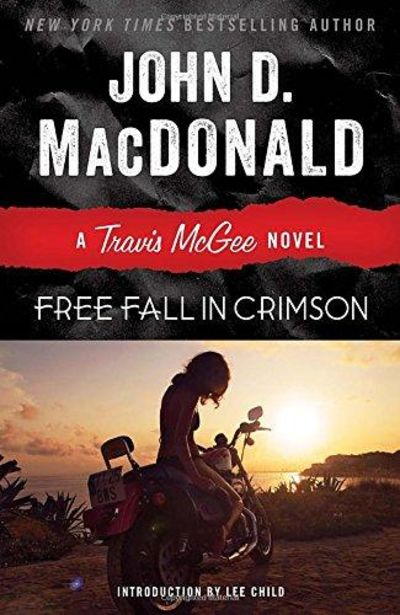 Image for Free Fall in Crimson : a Travis Mcgee Novel