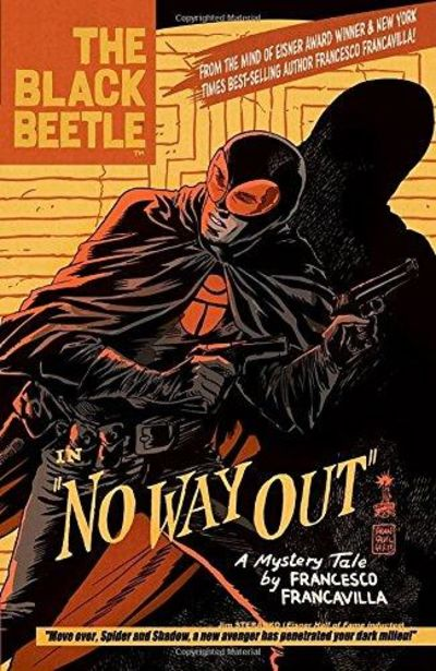 Image for The Black Beetle Volume 1: No Way Out
