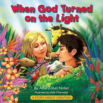 Image for When God Turned on the Light :A Story About Creation