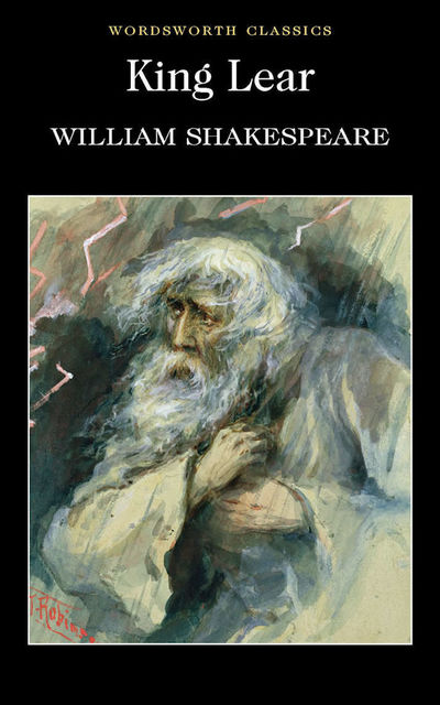 Image for King Lear (Wordsworth Classics)