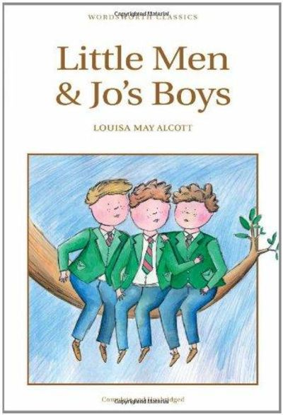 Image for Little Men & Jo's Boys (Wordsworth Children's Classics)