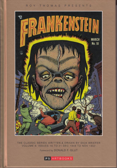 Image for Frankenstein - Volume Six - Slipcase Edition