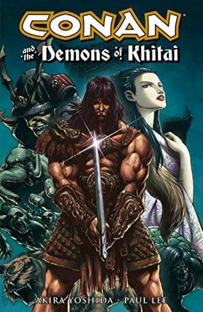 Image for Conan And The Demons Of Khitai