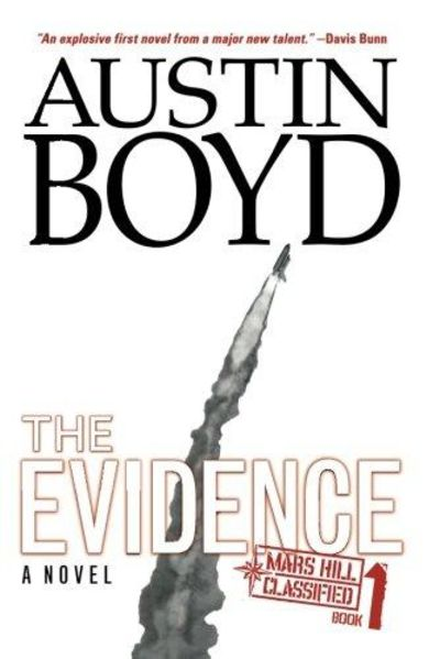 Image for The Evidence (The Mars Hill Classified Series, Book 1)