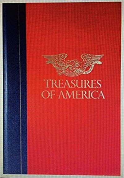 Image for Reader's Digest Illustrated Guide to The Treasures of America