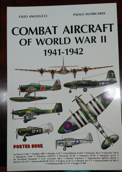 Image for Combat Aircrafts Of WWII 1941-1942 (World Combat Aircraft Poster Book Series)