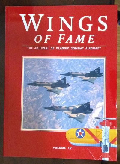 Image for Wings Of Fame, The Journal Of Classic Combat Aircraft - Vol. 17