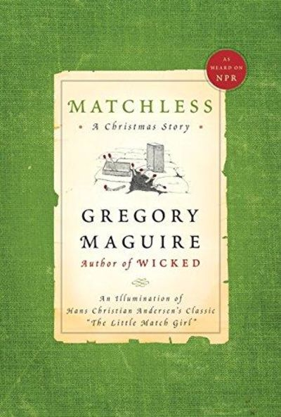 Image for Matchless A Christmas Story