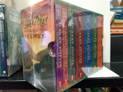 Image for Harry Potter Paperback Boxset #1-7