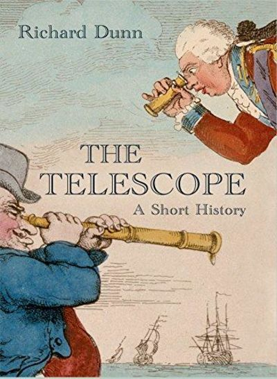 Image for The Telescope : A Short History