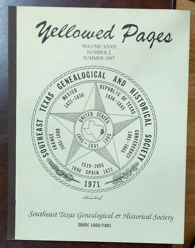 Image for YELLOWED PAGES: Volume 27 Number 02
