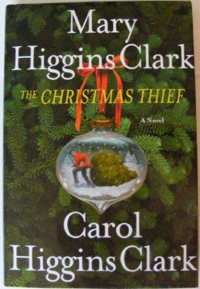 Image for The Christmas Thief (LARGE PRINT HARDCOVER)