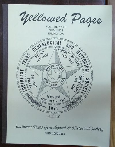 Image for YELLOWED PAGES: Volume 27 Number 01