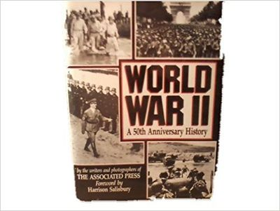 Image for World War II: A 50th Anniversary History