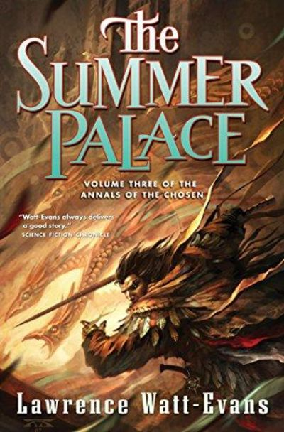 Image for The Summer Palace (The Annals Of The Chosen)