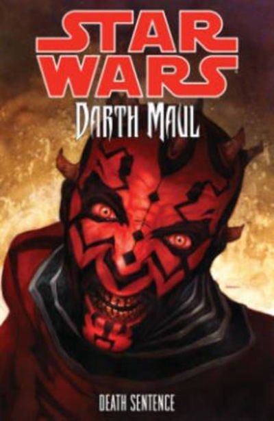 Image for Star Wars: Darth Maul-Death Sentence