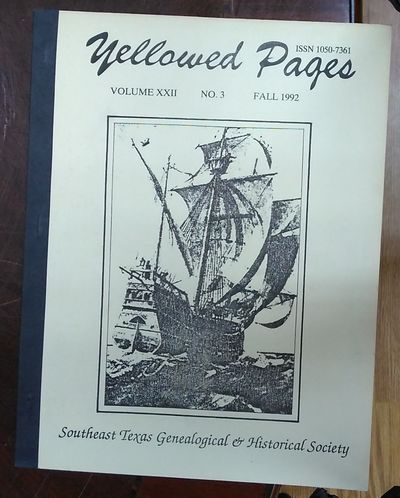 Image for YELLOWED PAGES: Volume 22 Number 03