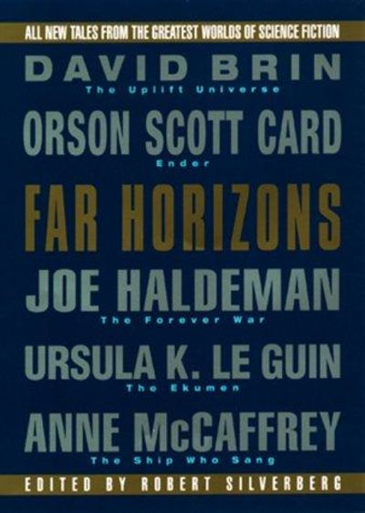 Image for Far Horizons:: All New Tales From The Greatest Worlds Of Science Fiction