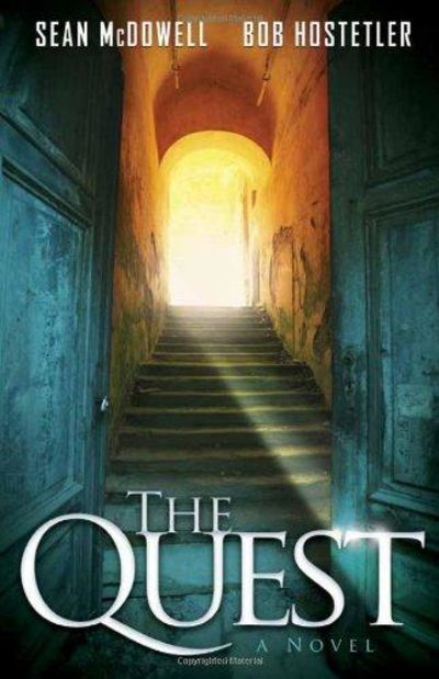 Image for The Quest: A Novel (GodQuest)