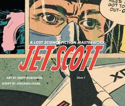 Image for Jet Scott Volume 2