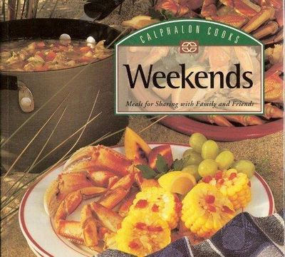 Image for Calphalon Cooks Weekends