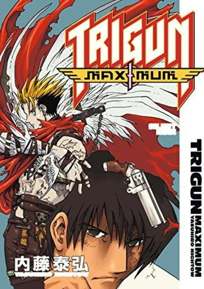 Image for Trigun Maximum Volume 8: Silent Ruin