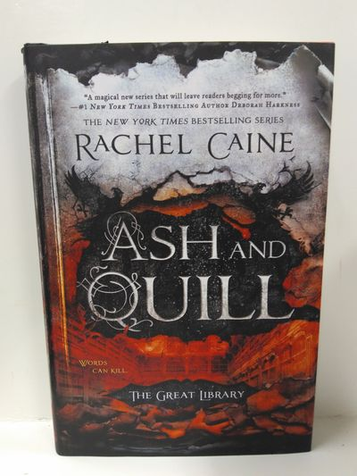 Image for Ash and Quill (The Great Library) (Signed)