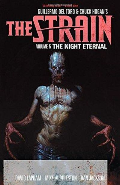 Image for Strain, The Volume 5 The Night Eternal