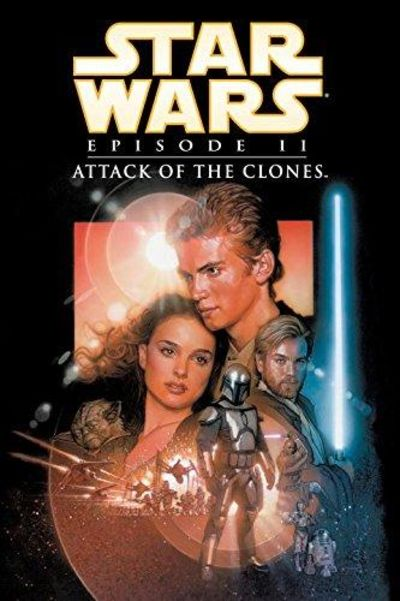 Image for Star Wars Episode II: Attack Of The Clones