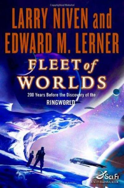 Image for Fleet of Worlds