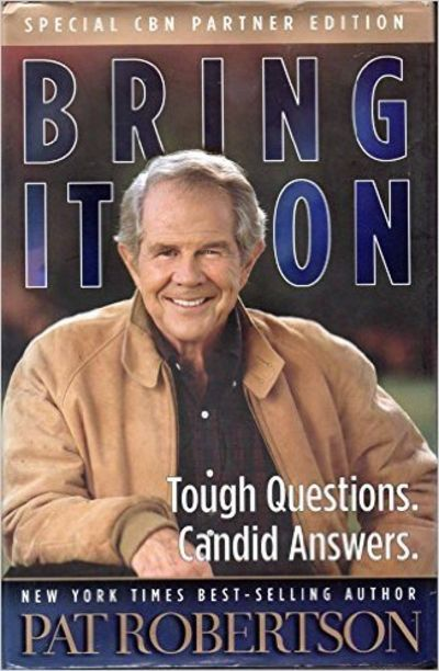 Image for Bring It On: Tough Questions, Candid Answers