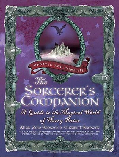 Image for The Sorcerer's Companion : A Guide to the Magical World of Harry Potter, Third Edition