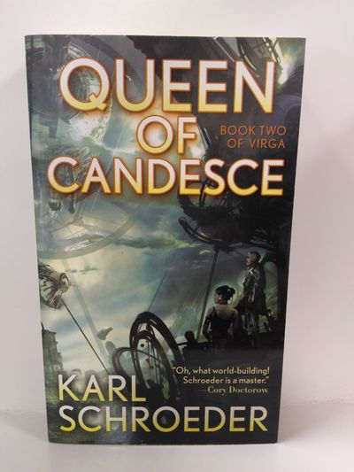 Image for Queen Of Candesce: Book Two Of Virga