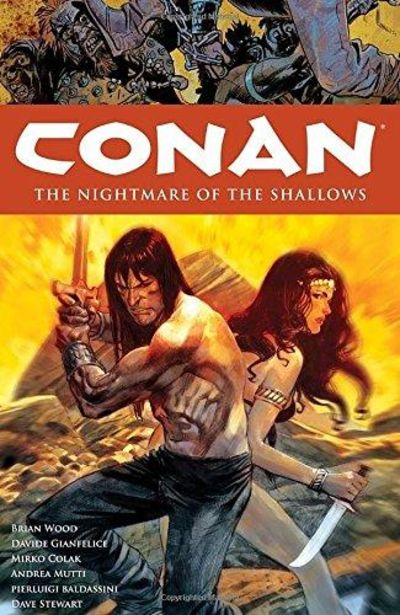 Image for Conan Volume 15 The Nightmare Of The Shallows