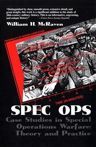 Image for Spec Ops: Case Studies In Special Operations Warfare: Theory And Practice