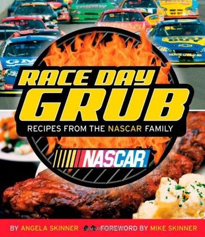 Image for Race Day Grub: Recipes From The NASCAR Family