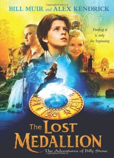 Image for The Lost Medallion: The Adventures of Billy Stone