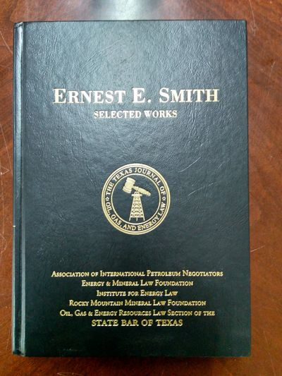 Image for Ernest E.  Smith:  Selected Works
