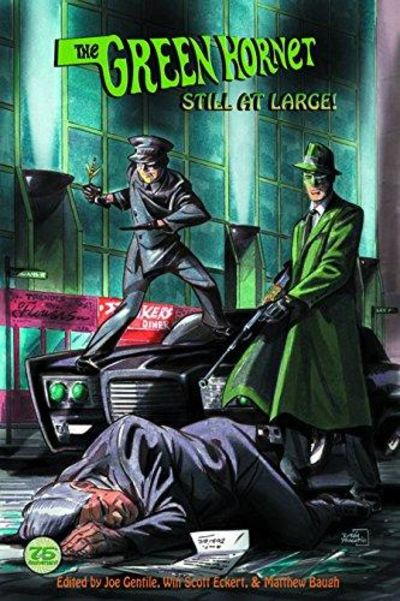 Image for The Green Hornet: Still At Large HC (Signed)