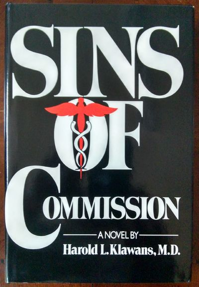 Image for Sins Of Commission (Signed)