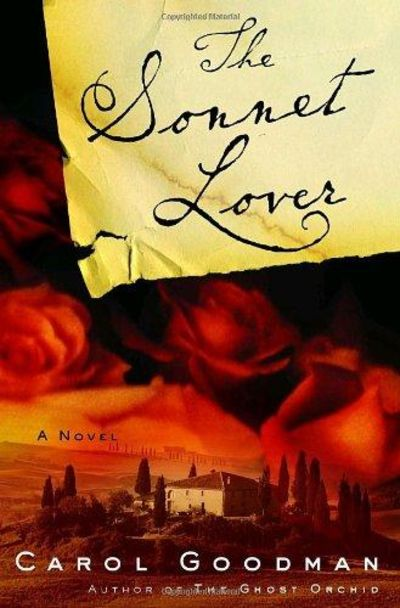 Image for The Sonnet Lover: A Novel