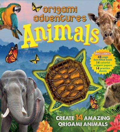 Image for Origami Adventures: Animals