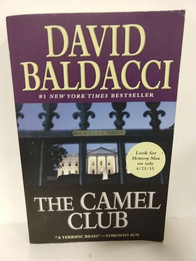 Image for The Camel Club (Camel Club Series)