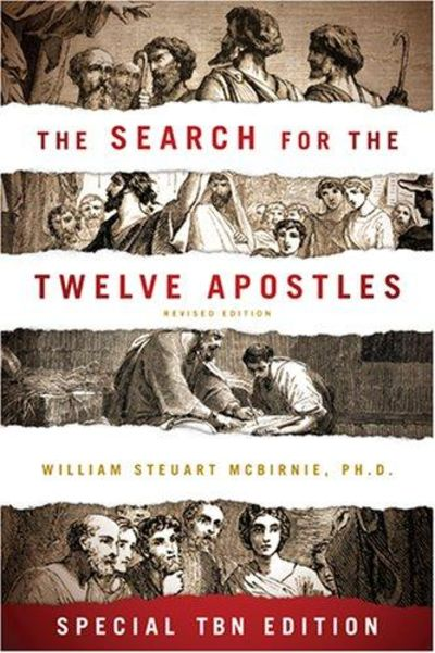 Image for The Search For The Twelve Apostles, Revised Edition