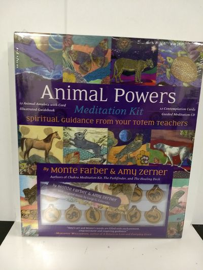Image for Animal Powers Meditation Kit: Spiritual Guidance From Your Totem Teachers