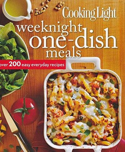 Image for Cooking Light Weeknight One-dish meals